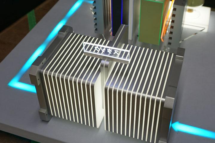 カーボンを含まないアンモニア(NH3)を直接燃料とすることができる、カーボンフリー燃料の直接供給型燃料電池用部品
