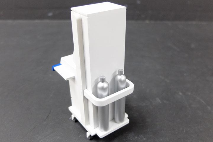 医療機器の模型